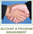 Account Management & Program Manager Roles